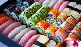 Sushi time 52pz +2 bibite