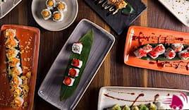 Sushi time 51pz domicilio