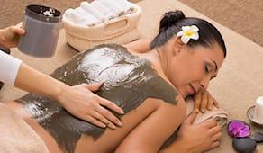 Massaggio,fango & scrub