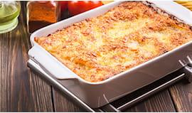 Lasagne fresche al ragù