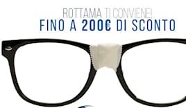 Rottamazione occhiale