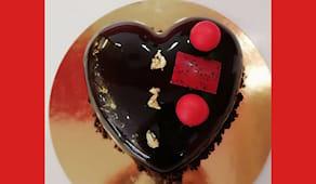Torta cuore s.valentino
