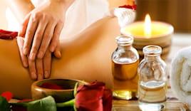 1 massaggio aromaterapico