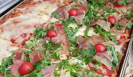 Pizza al taglio x 2 4,50€