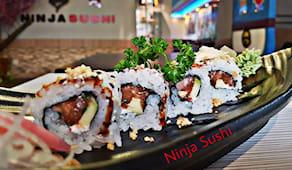 Pranzo da ninja sushi