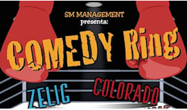 Comedy ring a teatro!