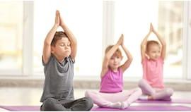5 lezioni yoga bimbi