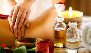 Massaggio dei 7 chakra