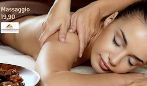 Massaggio kiss 30 min