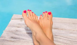 Pedicure curativo spa