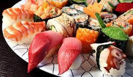 Sushi 51 pezzi omaggio