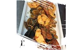 Pranzo di pesce omaggio