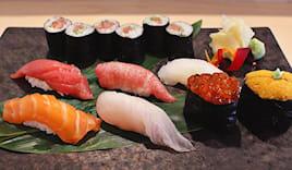 Pranzo sushi one limena
