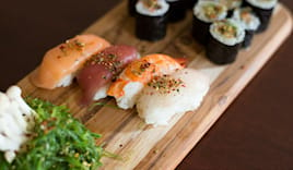 10% asporto sushi one