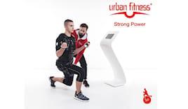 1° seduta urban fitness