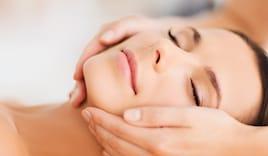 Massaggio viso 30 minuti