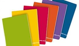 11 quadernoni omaggio