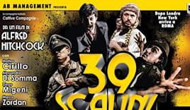 '39 scalini' a teatro