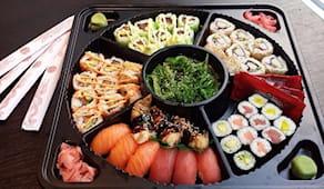 Asporto sushi sakana