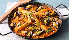 Paella&sangria x2 omaggio