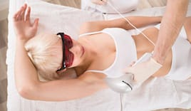 3 sedute laser narcisia