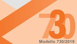 Modello 730 - lo studio