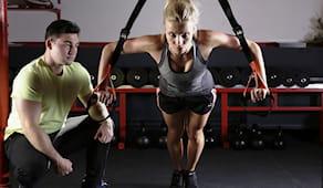 4 workout funzionale
