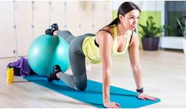 4 pilates matwork