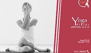 10 lezioni yoga a 20€