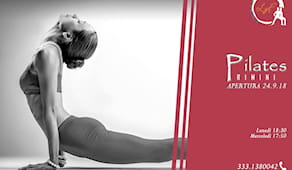 4 lezioni pilates o danza