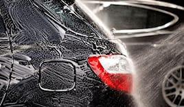 Lavaggio esterno auto