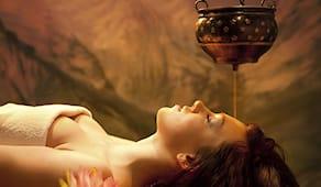 Massaggio ayurvedico viso