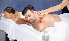 Massaggio schiena 30' tea