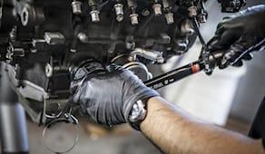 Tagliando moto e motorini