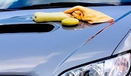 Lavaggio interno+est auto