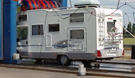 Lavaggio furgoni/camper