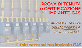 Certificazione gas