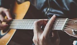 3 lezioni di chitarra