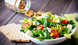 Pranzo insalata