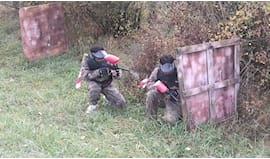 Paintball outdoor 200