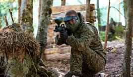 Paintball outdoor 300