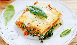 Lasagne veg omaggio