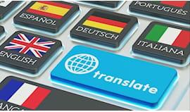 Traduzione in inglese