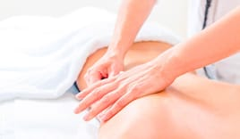 Massag antigravitazionale