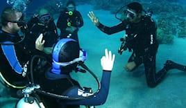 Open diver 18m omaggio