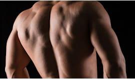 Ceretta schiena uomo