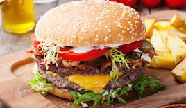 Menù hamburger king x 2