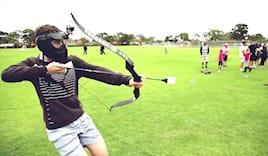 Partita ad archery combat