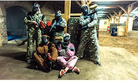 Paintball compleanno
