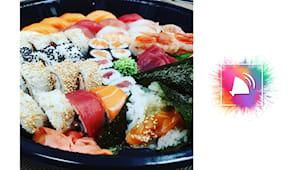 Sushi party 50 pezzi ⭐
